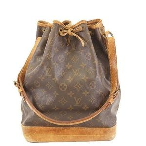 Authentic Louis Vuitton Noe monogram
